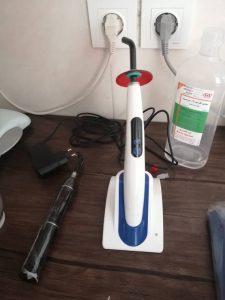 تجهیزات دندانپزشکی دسته دوم
